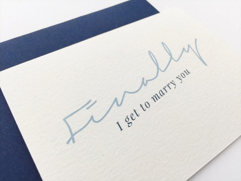 On Our Wedding Day Wedding Card / To My Groom Card / To My image 0