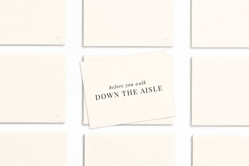 To My Groom To My Bride Wedding Stationery / Wedding Day Card image 0