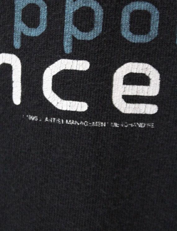 Vintage Nine Inch Nails Concert T Shirt Dissonanc… - image 5