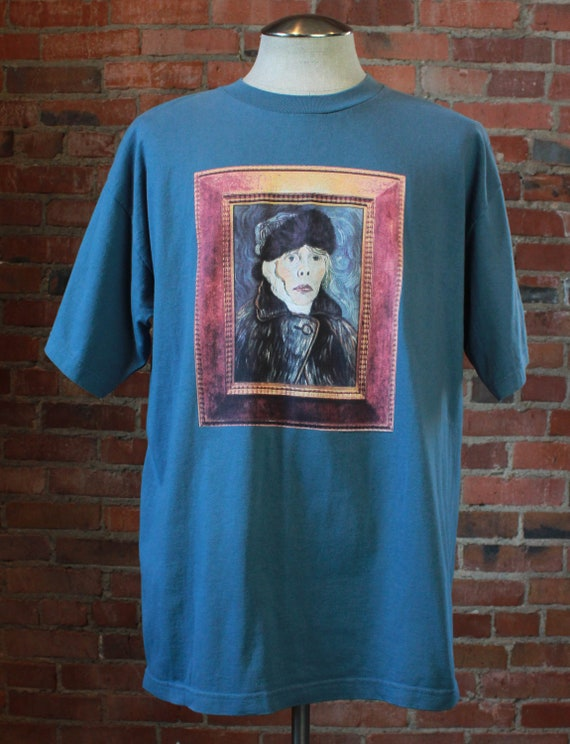 Vintage 1998 Joni Mitchell Concert T Shirt Turbule