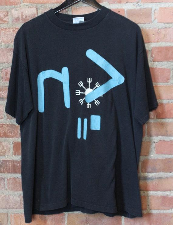 Vintage Nine Inch Nails Concert T Shirt Dissonance