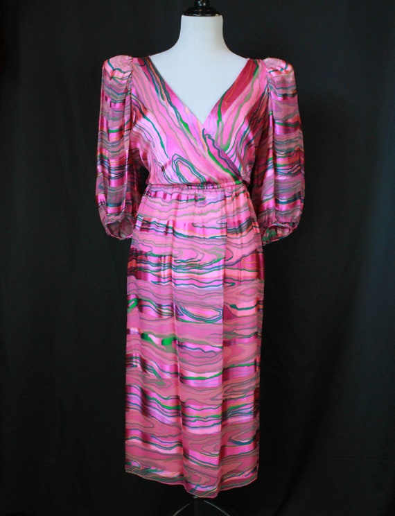 Women's Vintage 70's Diane Dickinson Saks Fifth Av