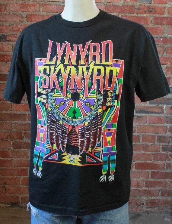 Vintage Lynyrd Skynyrd Concert T Shirt 1995 Tour U