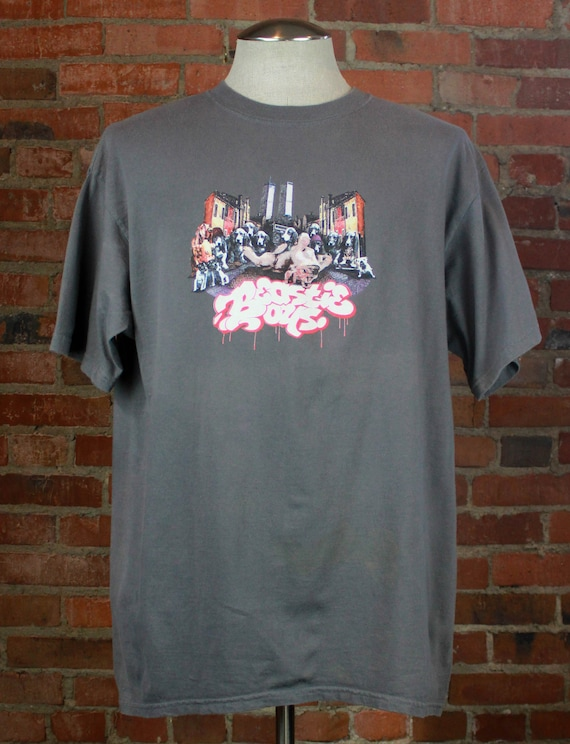 Vintage 90's Beastie Boys Concert T Shirt Hounds N