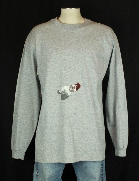 Vintage Tori Amos Concert T Shirt 90's Long Sleeve