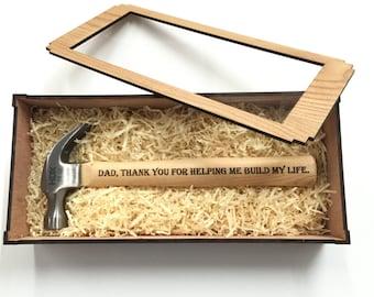 Laser Engraved Hammer