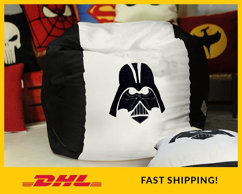 Star Wars Bohne Taschendeckel Darth Vader Stormtrooper | Etsy