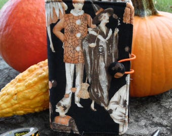 Halloween Party Field Notes fabric cover