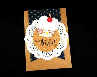 Fun Ninja Valentine/'s Day Card Anniversary Card You snuck your way into my heart Love Card Birthday Card Handmade Card Greeting Card