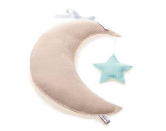 Pattern N ° 278 - Moon Star