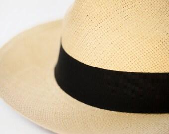 Natural Panama Hat