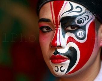Colorful Faces Art Photography, Face Paint, Abstract Faces  Painting, Colorful Face Painting Art, Face Paint Pictures, Face Painting Art