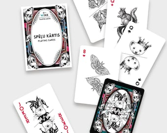 Special design PLAYING CARDS