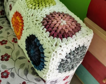 CUSTOM Couch Arm Rest Covers. Crochet Sofa Recliner Cat Protector. Armchair Slipcover Animals Scratch, for Chair. Modern Doilies Caps. Home