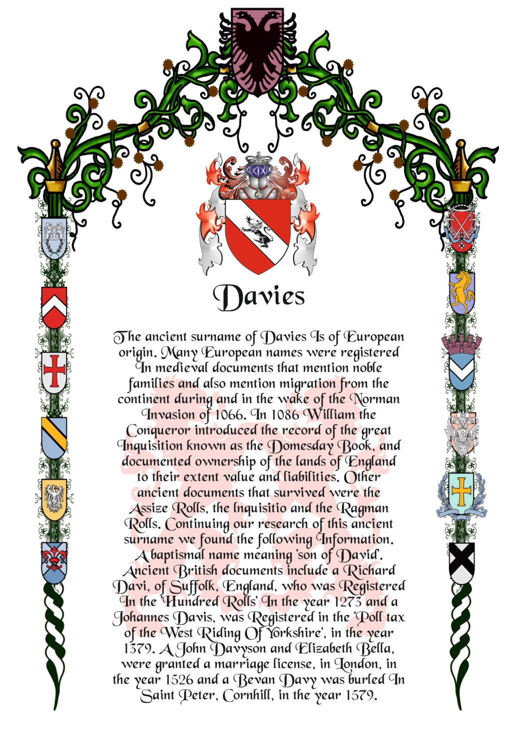 Family Origin And Surname Coat Of Arms Family Crest Scrolls Emailed Downloadable For Your Own Print Projects Framing Or Displaying Our family of origin is the family we were born or adopted into. family origin and surname coat of arms