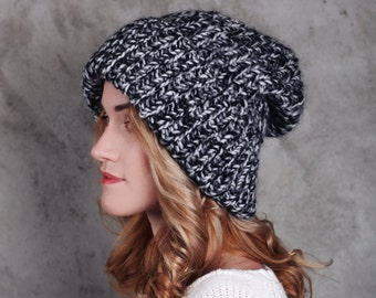 53ec3479d35 Hand Knit Beanie Hat