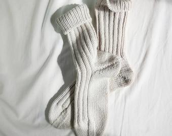 Pattern I BASIC Socks