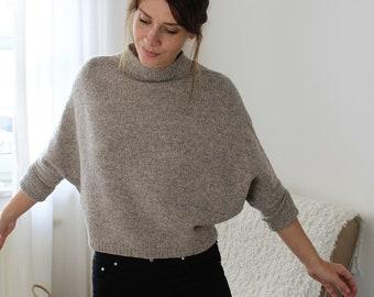 Anleitung I ROBIN Sweater