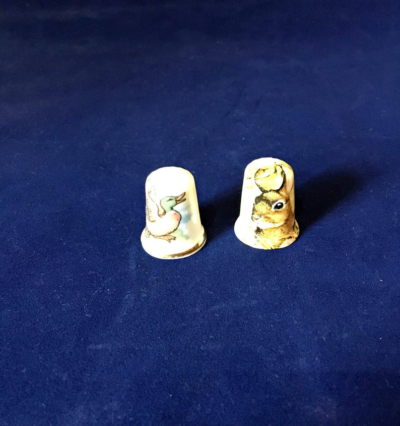 Thimble Lucky Dip sale is for 50 thimbles