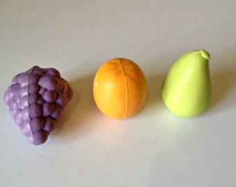 Vintage Avon Soap, Fruit Bouquet Soaps, Retro Avon Soap, Fruit Shaped Soap, Vintage Boxed Soap, Vintage Avon Fruit Shaped Soap, Fruit Soaps