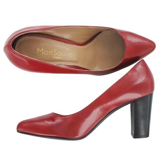 rouge cuir cuir chaussures rouge Escarpin rouge femme pointu Tr pointu cuir bout italie rouge pointu cuir Escarpin escarpin 8wqaZwv