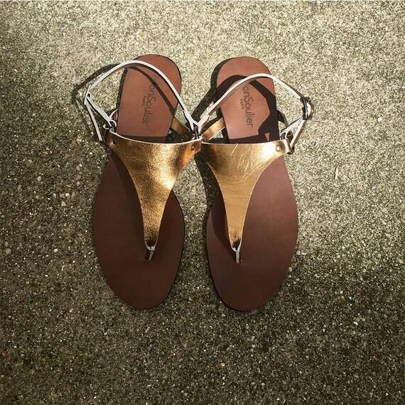 sandals gold sandal gold t gold Gold strap Gold flats gladiator sandal greek leather flat leather leather flat flat sandal yUccA8