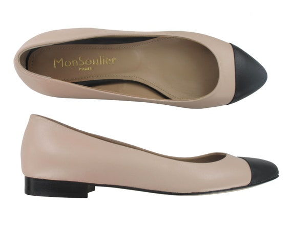 pale pink pink shoes leather pointy leather leather leather pointed Blush pink flats toe ballerinas nude flats flat qF6nwO