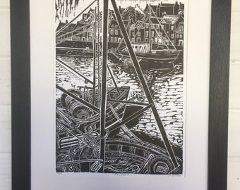 Boats and Harbour