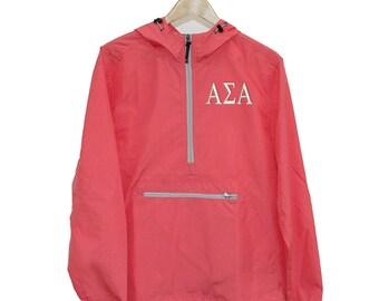 Sigma Alpha Puffy Jacket
