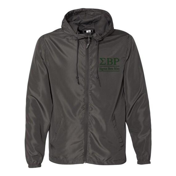 SBR Puffy Jacket Sigma Beta Rho Puffer Jacket Sigma Beta Rho Puffy Jacket Sigma Beta Rho Fraternity outerwear Fraternity Apparel