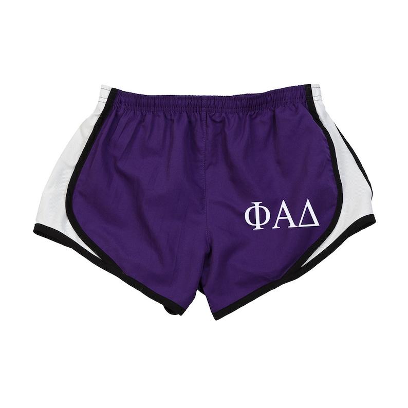 Phi Alpha Delta Athletic Shorts Apparel Phi Alpha Delta Velocity Shorts Phi Alpha Delta Gym Shorts gifts Phi Alpha Delta Running Shorts
