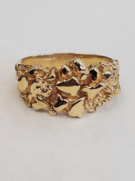14K Solid Yellow Gold Bangle Bracelet 2.0mm 7.5 Classic Polished Plain