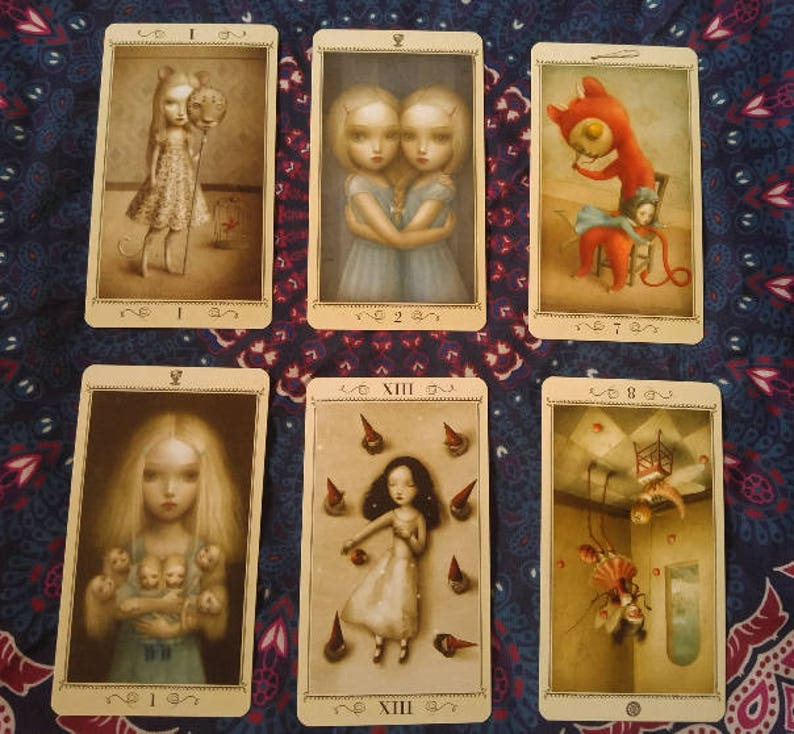 Tarot Card Reading detail life fortune predict couple question future love  triangle decision romance life relationships dating kiss custom