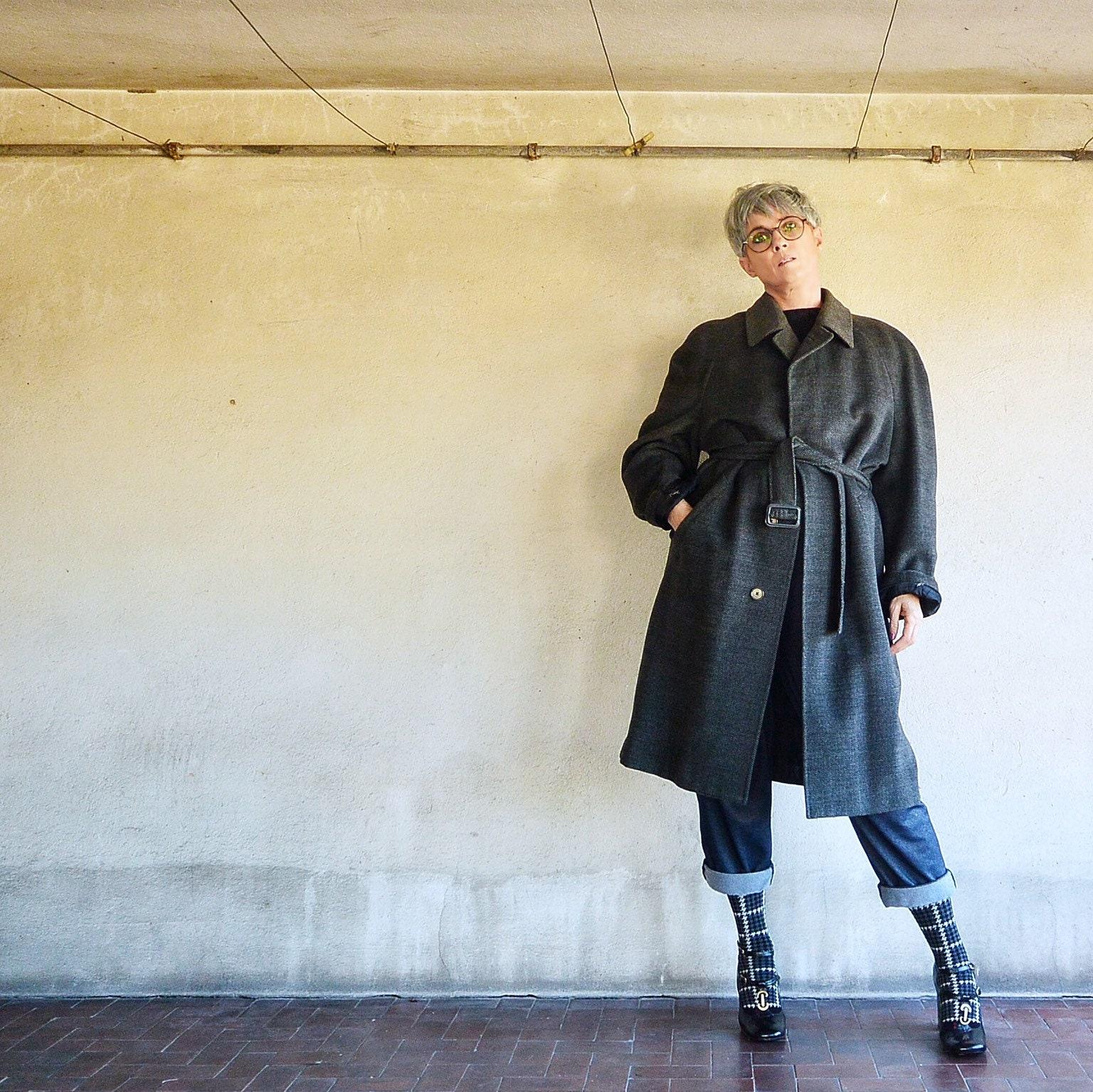438f4a397b1c7 Yves Saint Laurent Coat  cappotto da uomo Yves Saint Laurent