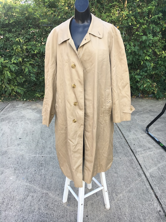 Vintage Burberry S Womens, Trench Coat Vintage Burberry