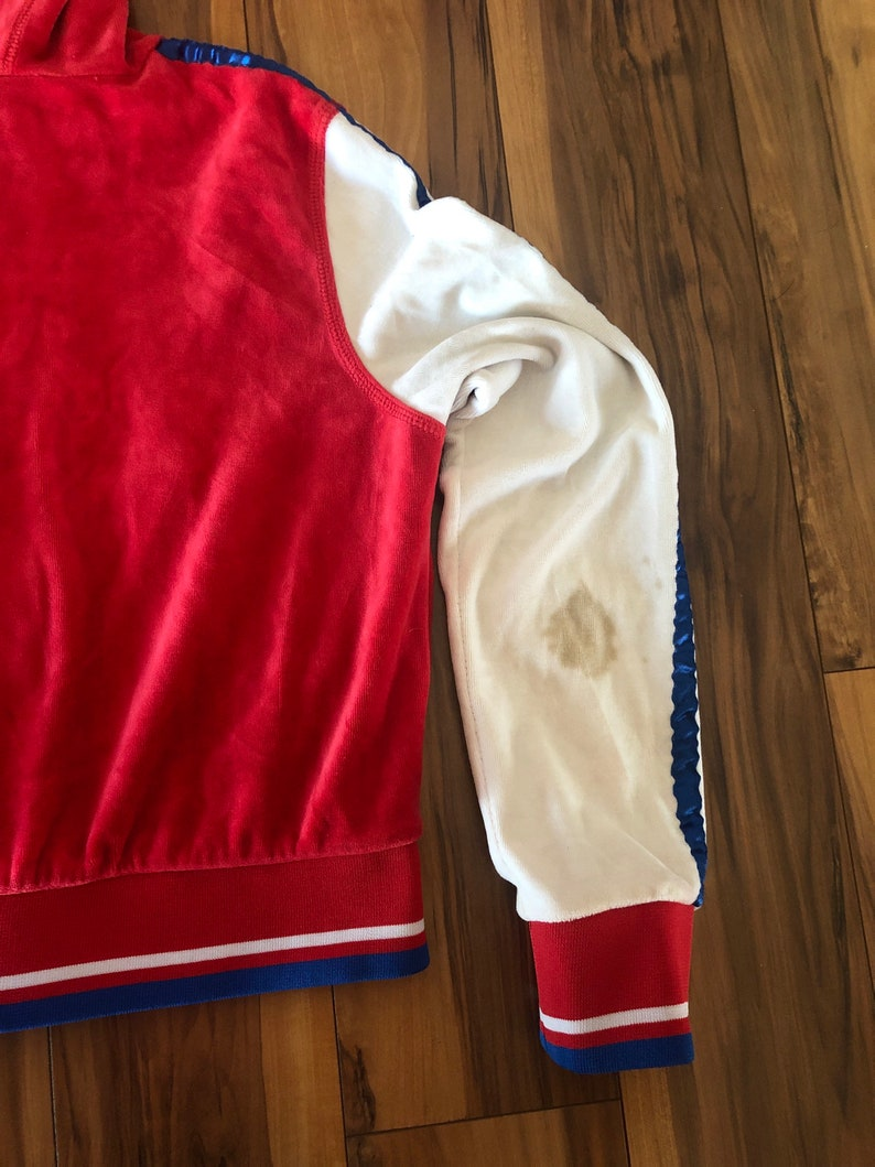Girls Philadelphia 76ers size small jacket