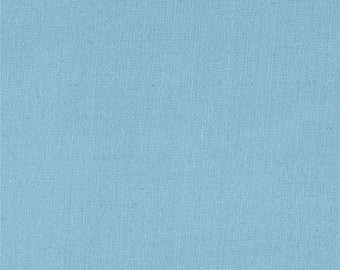 NEW Best Price! 60'' Poly Cotton Broadcloth Fabric, Baby Blue, Fabric by the yard - Fast Shipping!