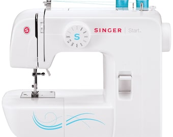 NEW Best Price! Singer 1304 Start Free Arm Sewing Machine with 6 Built-In Stitches. Fast Shipping!