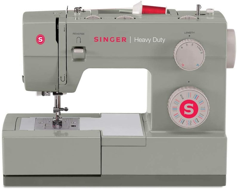 NEW Best Price SINGER Heavy Duty 4452 Sewing Machine with 32 image 0