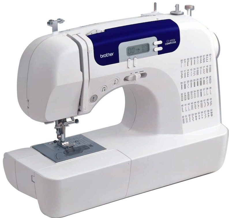 New Best Price Brother CS6000i Feature-Rich Sewing Machine image 0