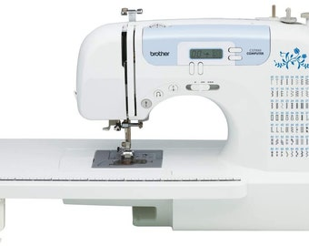 """New Best Price! Brother Quilting Machine, CS7000i, 70 Built-in Stitches 2.0"""" LCD Display, Wide Table, 10 Included Sewing Feet - Fast Ship!"""