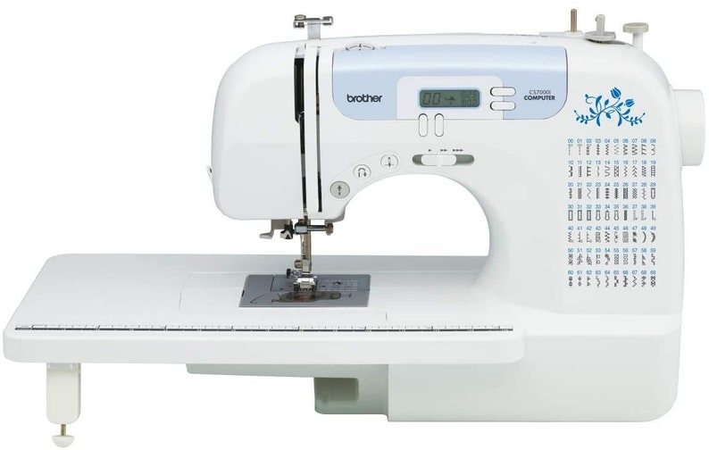New Best Price Brother Quilting Machine CS7000i 70 Built-in image 0