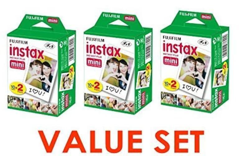 New Best Price Fujifilm Instax Mini Instant Film 2 x 10 image 0