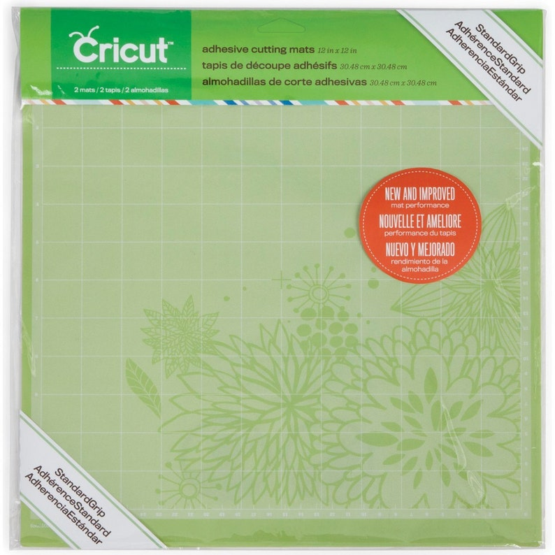 New Best Price Provo Craft Cricut Cutting Mats Standard image 0