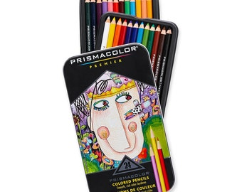 NEW Best Price! Prismacolor Premier Colored Pencils, Soft Core, 24 Pack - FAST SHIPPING!!!