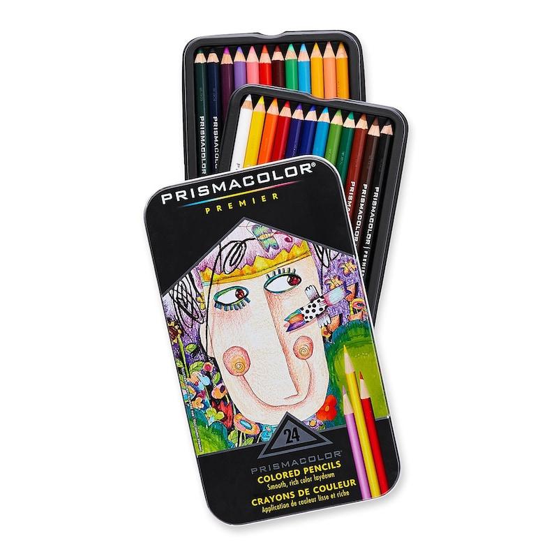NEW Best Price Prismacolor Premier Colored Pencils Soft image 0