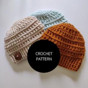 Alpine Wood Hat Pattern