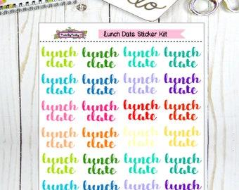 the lunch date script