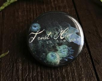 Button Set // Fox // Birds // Deer // Cute Christian Magnets  // Animals // Affirmations // Luna Moth