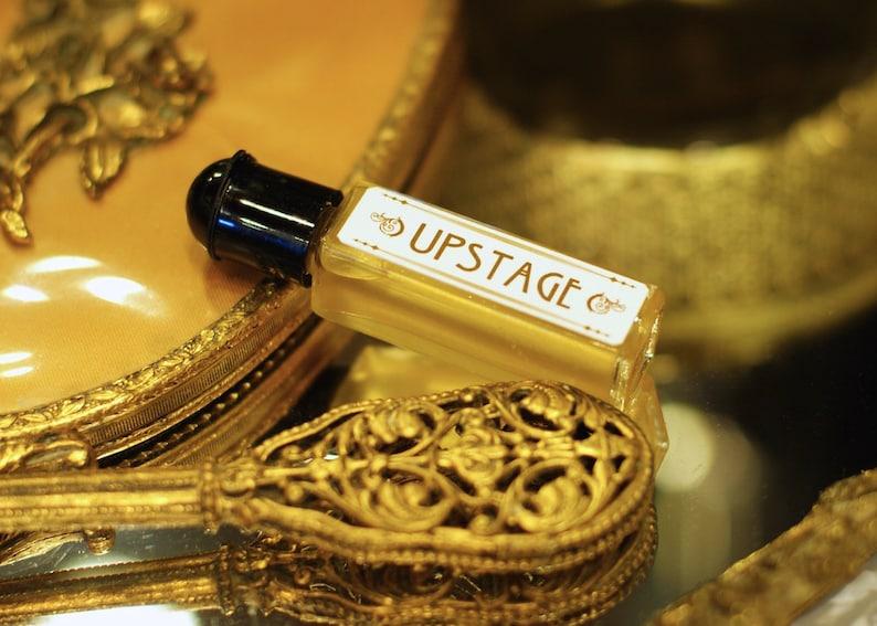 NATURAL perfume oil UPSTAGE Cinnamon Bergamot Neroli image 0